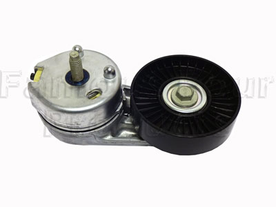 Tensioner Pulley - Auxiliary Drive Belt