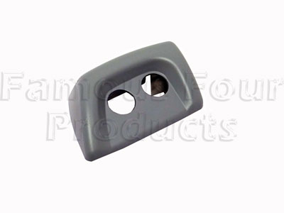 Trim Cover for Headlamp Washer Jet -  -