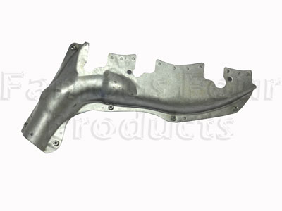 Picture of FF011197 - Heatshield - Exhaust Manifold