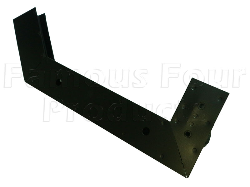 Repair Channel - Rear Side Door Bottom Frame with Uprights -  -