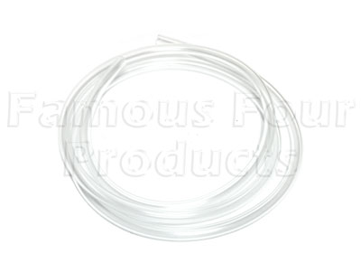 Washer Tubing Pipe - Clear