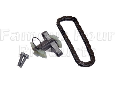 Timing Chain and Tensioner Kit - Front