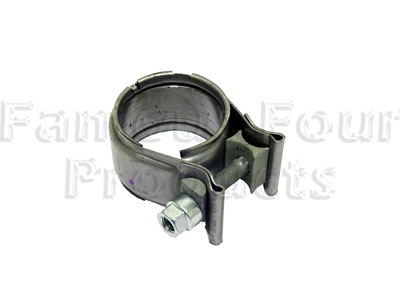 Exhaust Mounting Clamp -  -