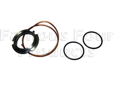Diff Air Feed Ring and Pipe -  -