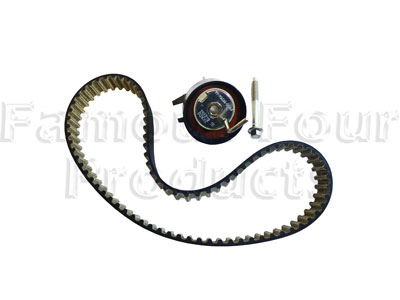 Timing Belt Kit - Rear -  -