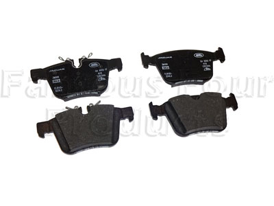 Picture of FF011625 - Brake Pad Axle Set