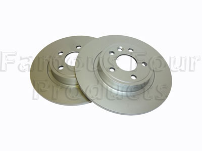 FF011626 - Brake Disc - Land Rover Discovery Sport