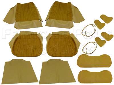 Re-Trim Kit - Front Seats -  -