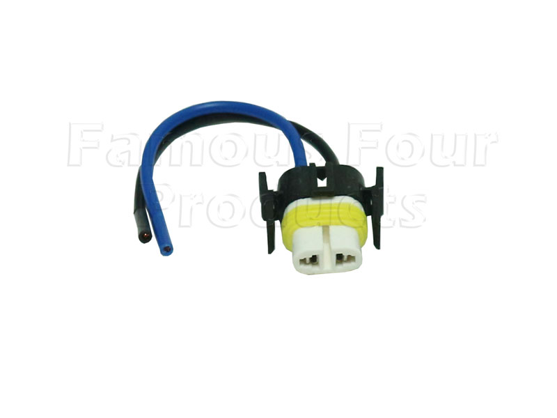 Wiring Connector - H7 Bulb -  -