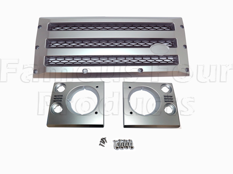 XS Style Front Grille and Headlight Surround Kit -  -