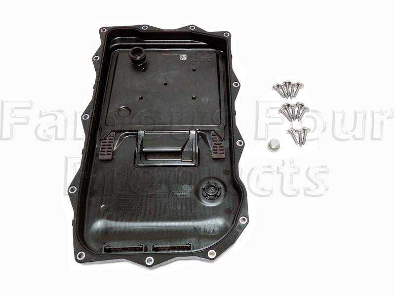 Transmission Oil Sump Pan and Filter
