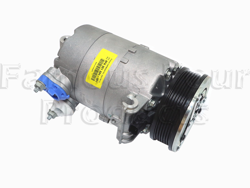 FF011817 - Compressor - Air Conditioning - Land Rover Freelander 2