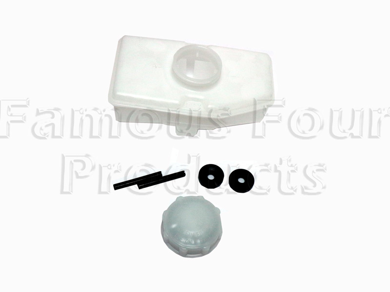 FF011821 - Reservoir for Brake Master Cylinder - Land Rover Series IIA/III