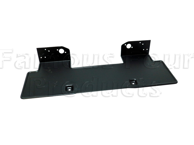 Drop Down Rear Number Plate Bracket -  -