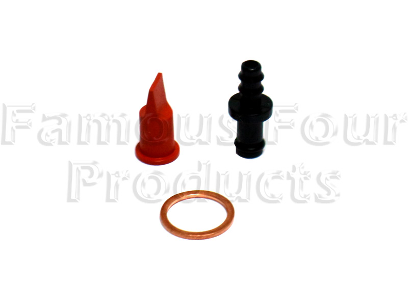 FF011853 - Fuel Filter Non-Return Valve Repair Kit - Land Rover 90/110 and Defender