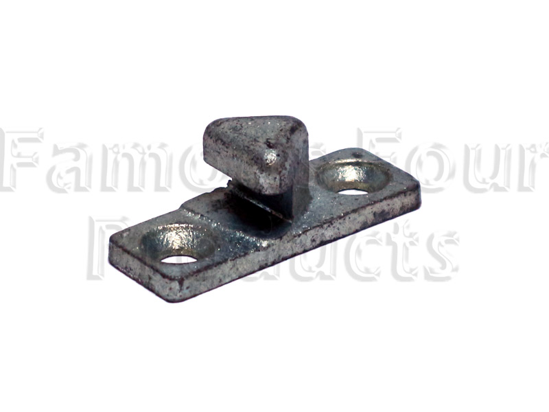 Striker Pin Plate for Upper Tailgate Latch -  -