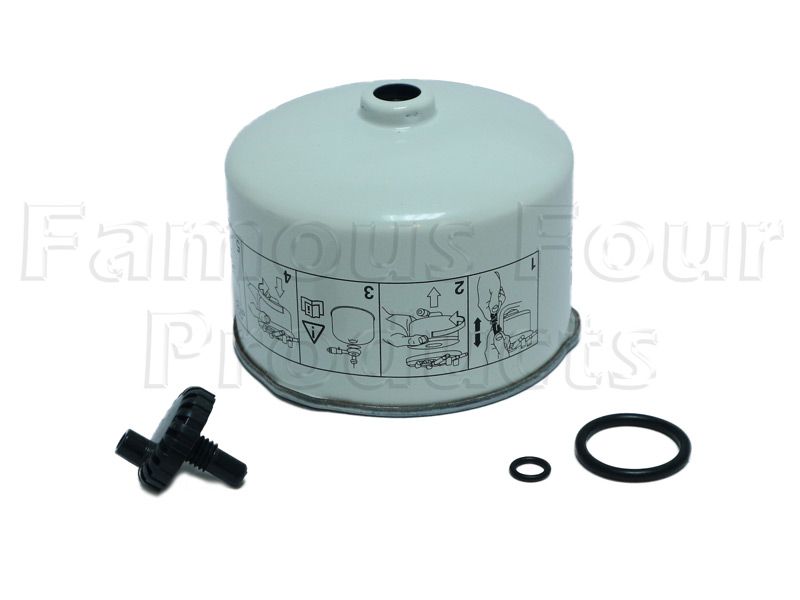 FF011865 - Fuel Filter Element - Land Rover Discovery 4