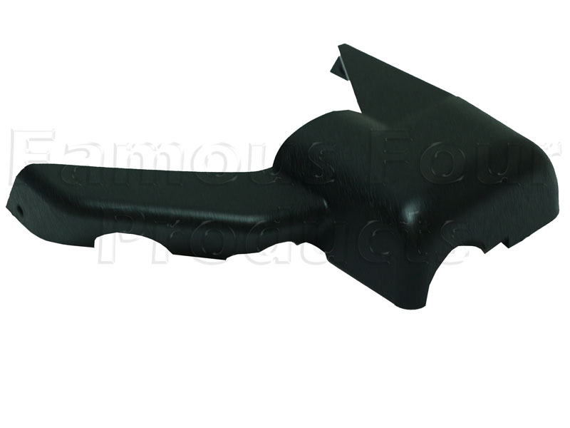 FF011867 - Shroud - Steering Column and Switch Cover - Land Rover Series IIA/III