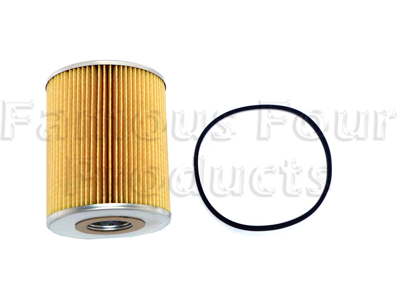 FF011895 - Oil Filter Element - Land Rover Series IIA/III