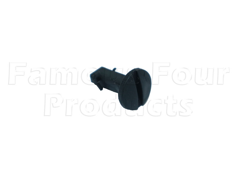 Turn Clip for Towing Eye Cover -  -