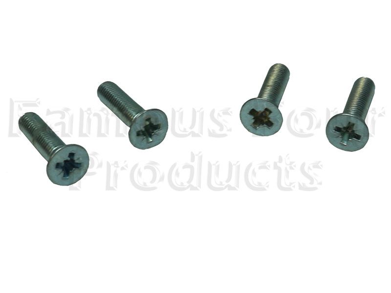 Screw for Striker Pin Plates -  -