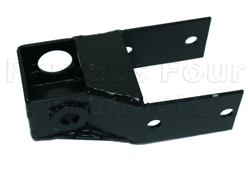 FF012138 - Chassis Mounting Bracket for Steering Damper - Land Rover Series IIA/III