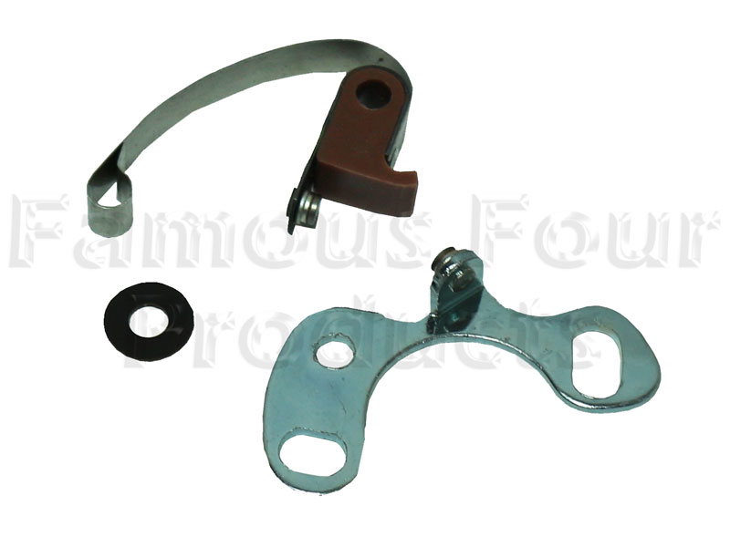FF012143 - Contact Breaker Set - Points - Land Rover Series IIA/III