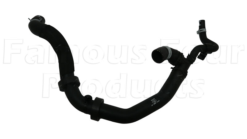 FF012169 - Hose - from Thermostat - Land Rover 90/110 and Defender