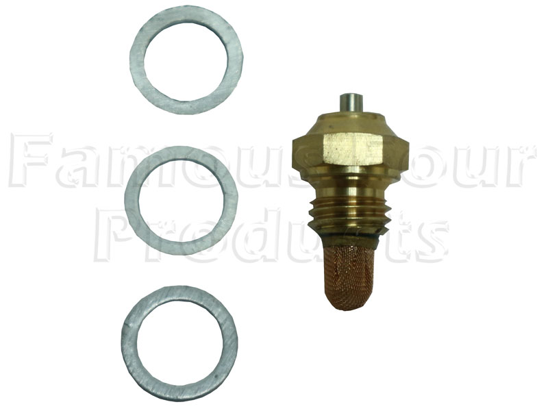 FF012207 - Carburettor Needle Valve Kit - Land Rover Series IIA/III