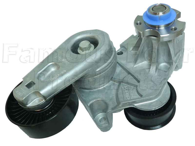 Tensioner and Idler and Bracket Assembly -  -
