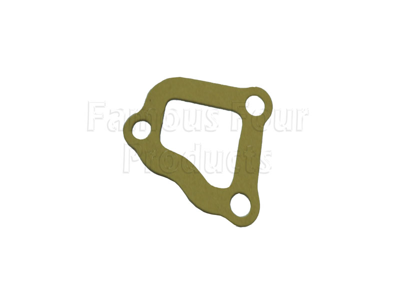 Front Cover Water Housing to Engine Block Gasket -  -