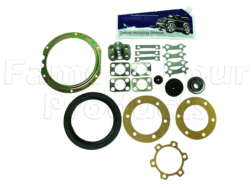 FF012336 - Kit - Swivel Housing Ball Overhaul - Land Rover Series IIA/III