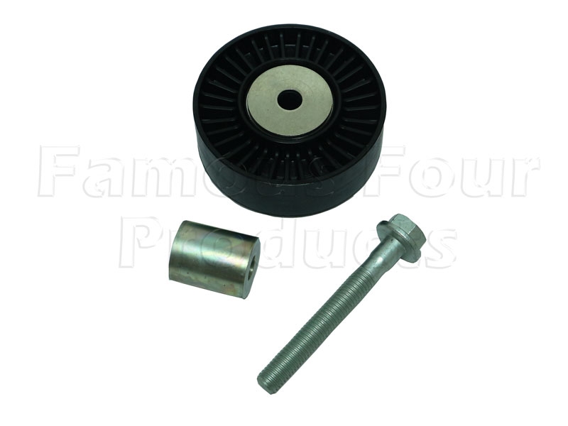 Idler Pulley - Auxiliary Belt -  -
