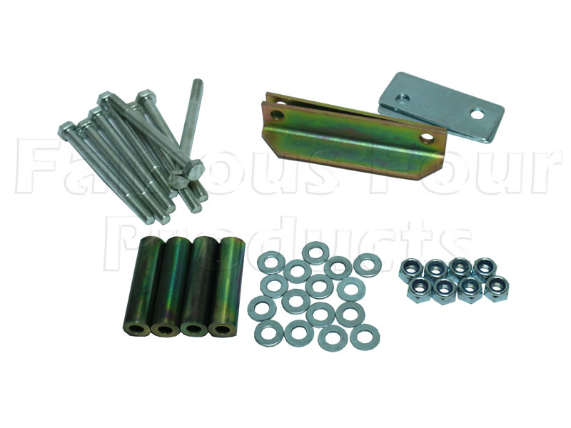 Replacement Fitting Kit for Winch Bumper FF007477 -  -