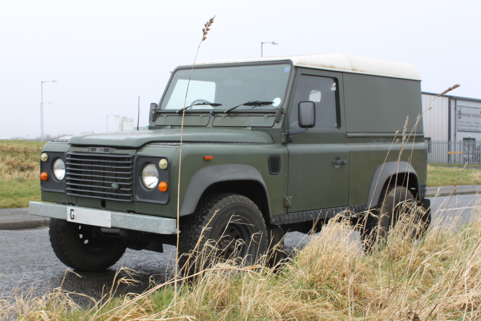 Land Rover 90 2.5 Turbo D